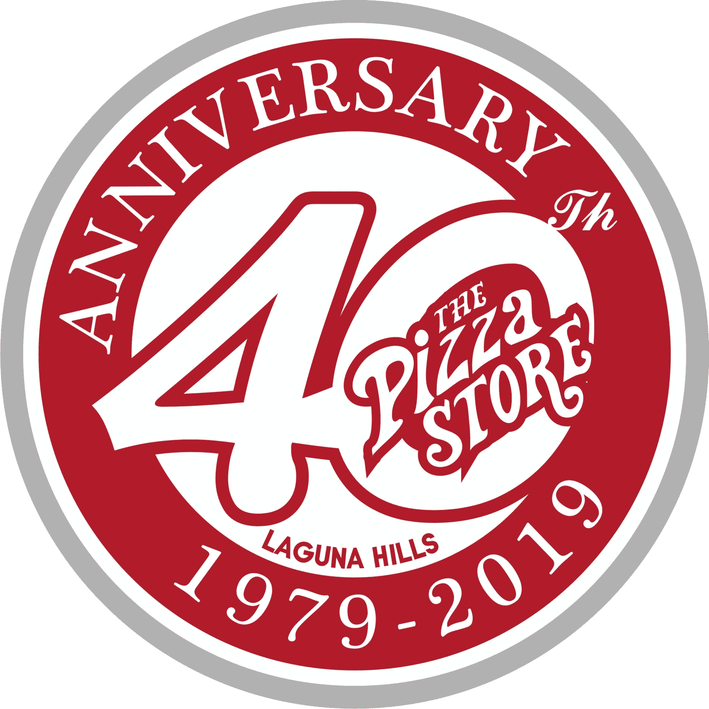 The Pizza Store Logo