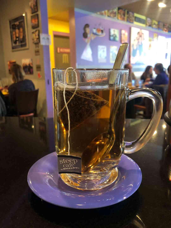 Bigelow Organic Loose Leaf Tea