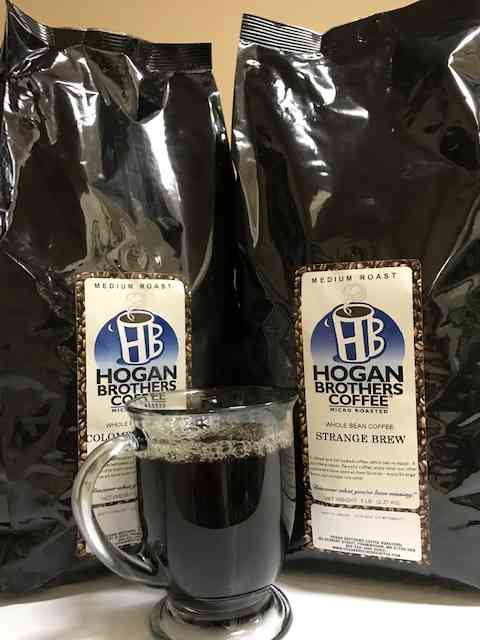 Hogan Brothers Fresh Roasted Coffee