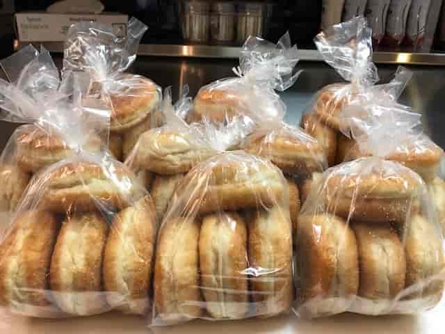 """Cinnamon Raisin Toast or """"Artisan"""" English Muffin"""