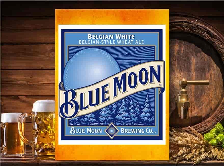 Blue Moon Belgian White