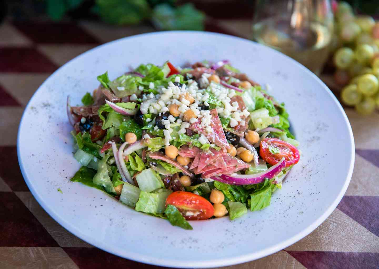 Tuscano's Chopped Salad