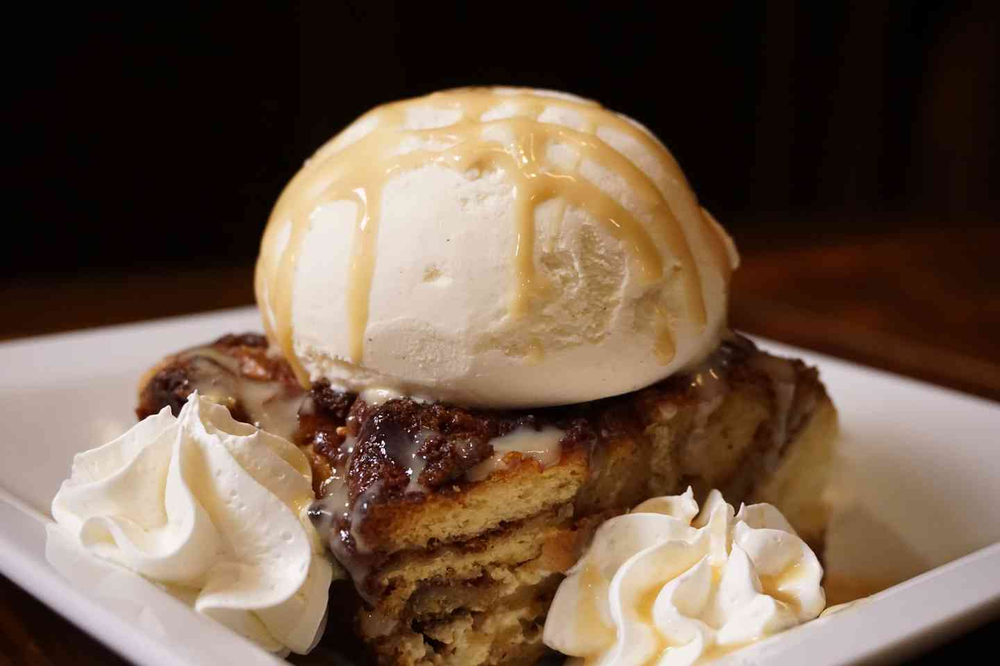 Paddy's Bread Pudding