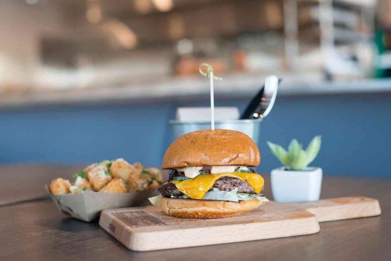 The Original Heirloom Burger