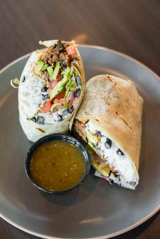 Vegan XXL Burrito