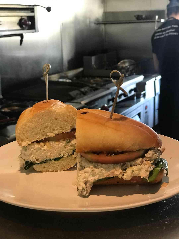Organic Chicken Salad Sandwich