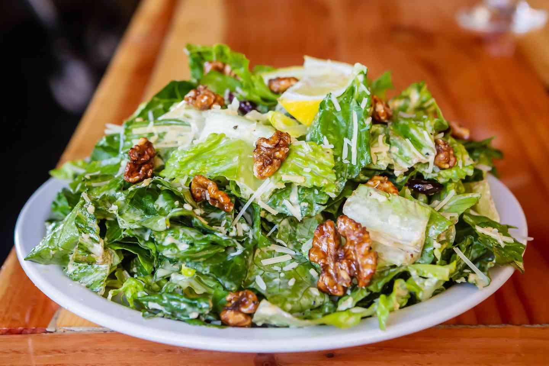 Twisted Caesar Salad