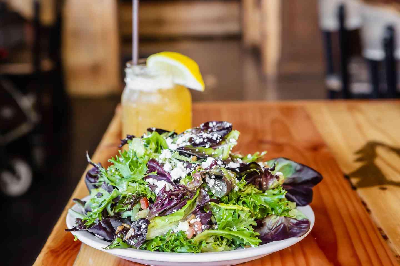 Backwoods Salad