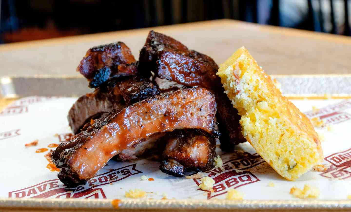 Baby Back Ribs Plate