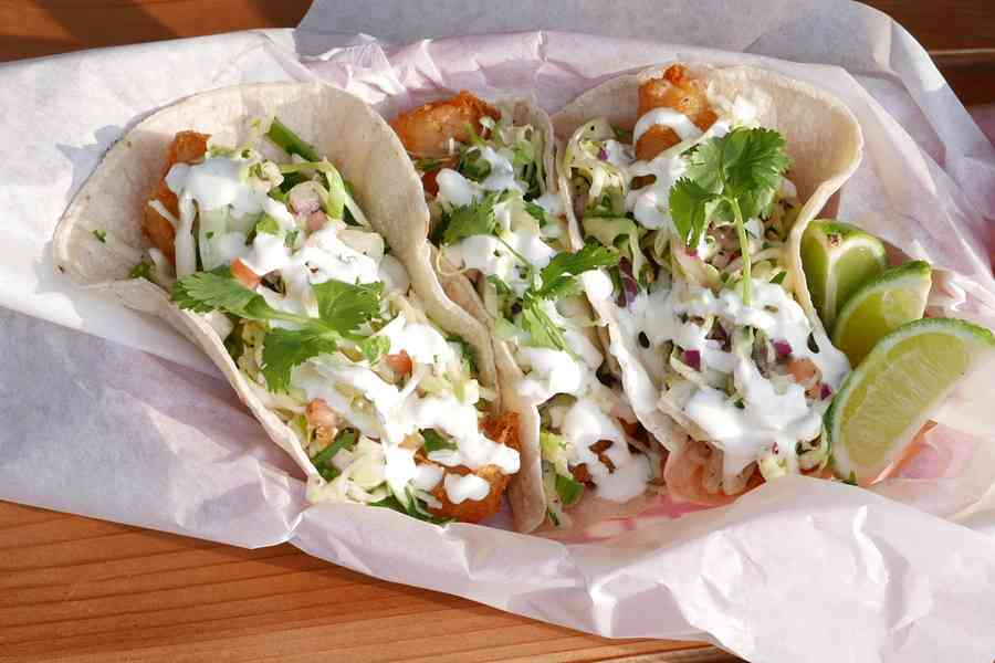 Friday: Fish Tacos
