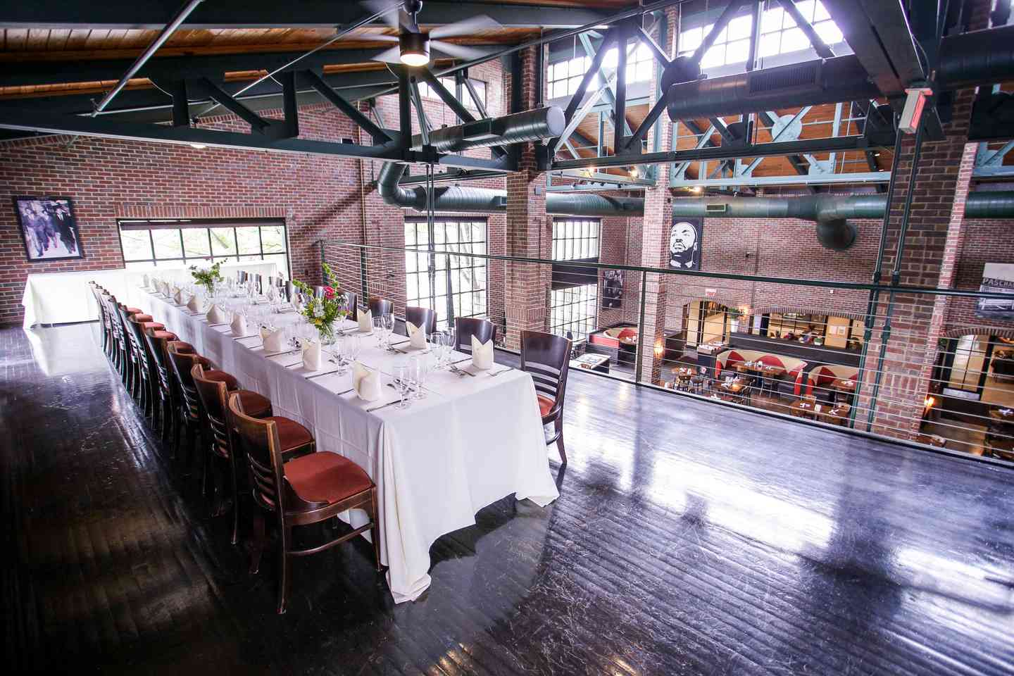 Host a private dining experience