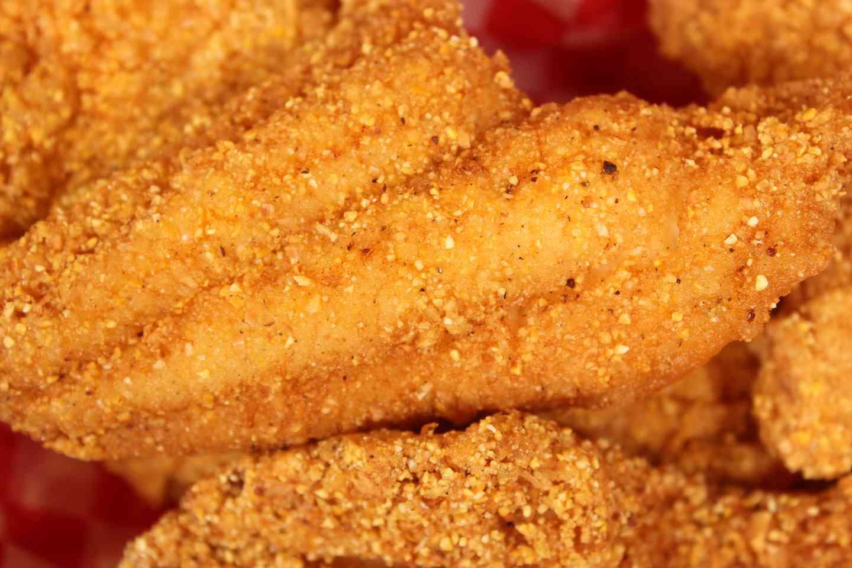 Baked or Fried Catfish