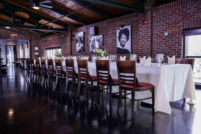 Overlook dining