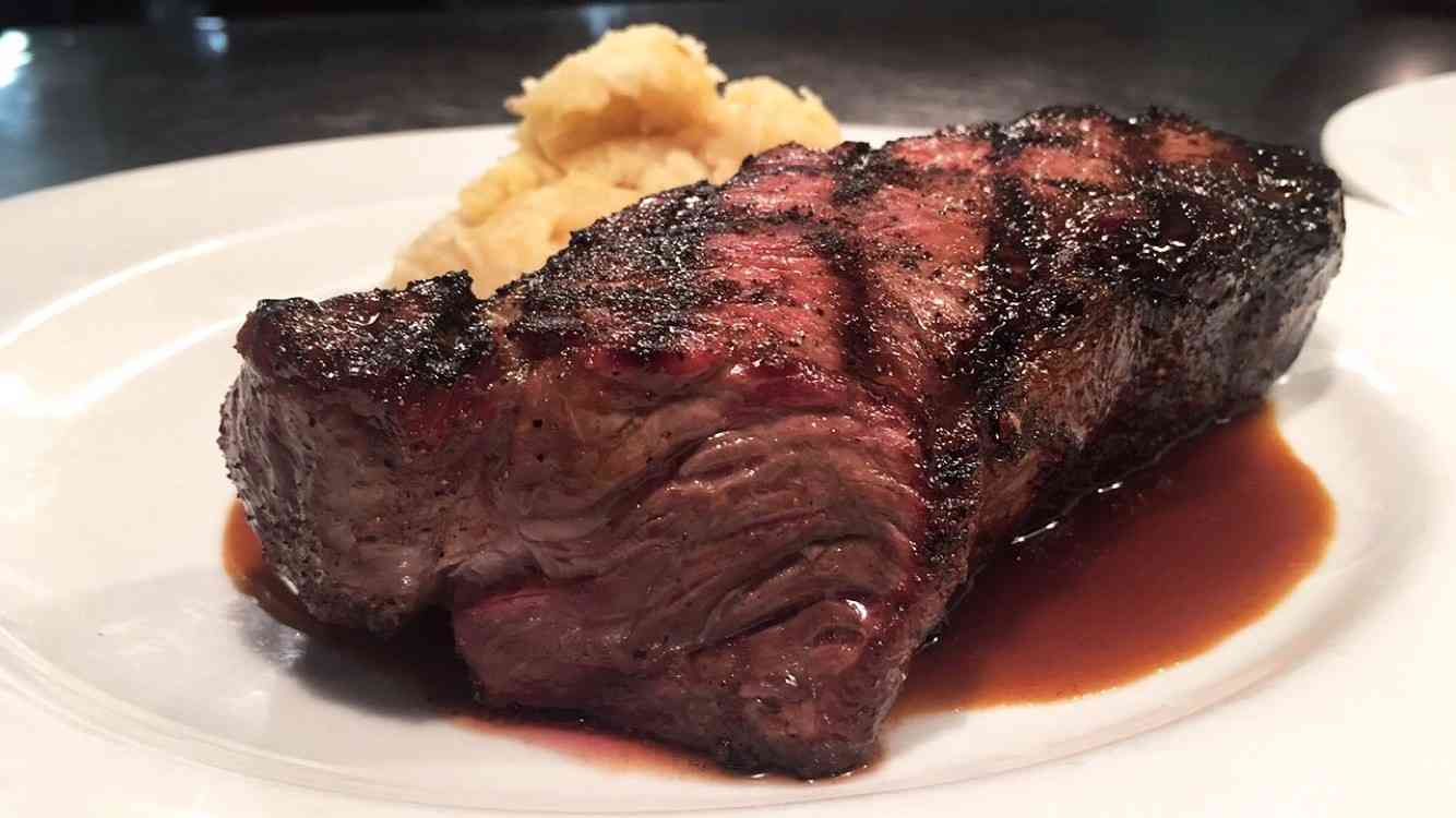 NEW YORK STEAK (CERTIFIED ANGUS BEEF)