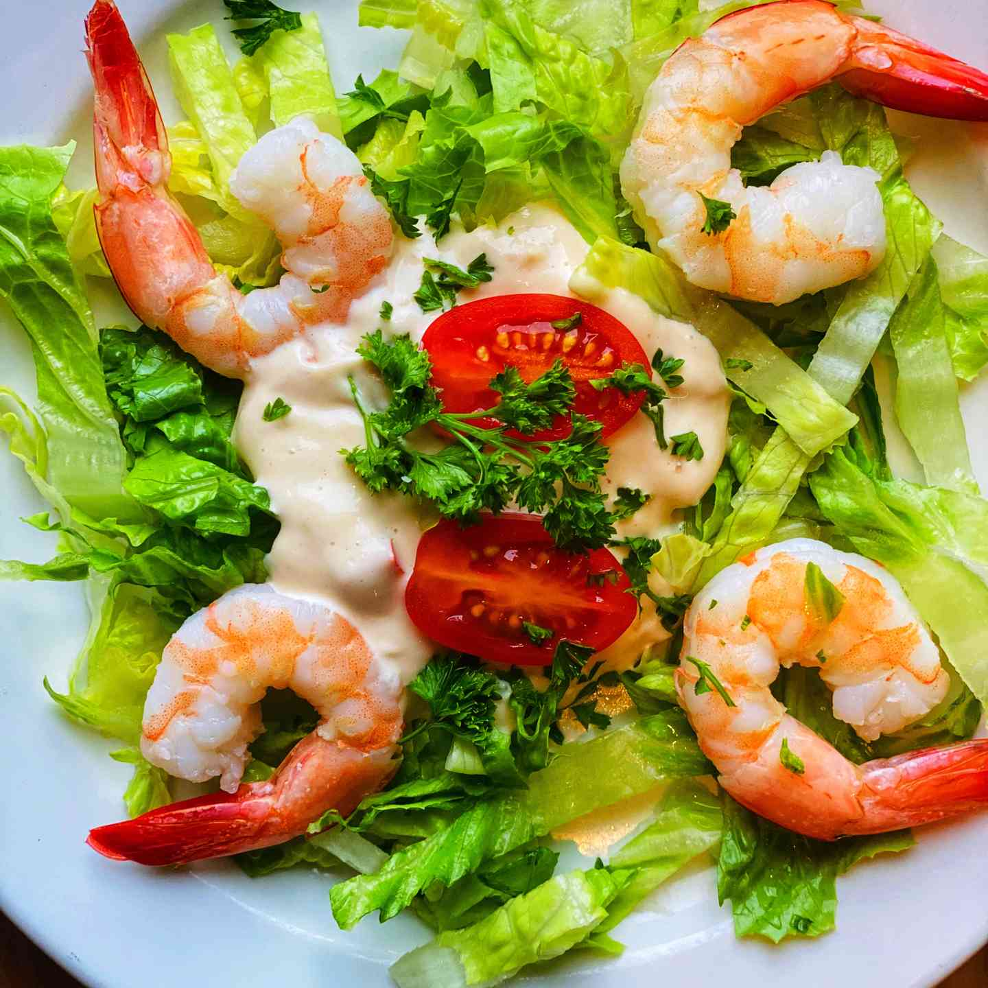 Shrimp Louie