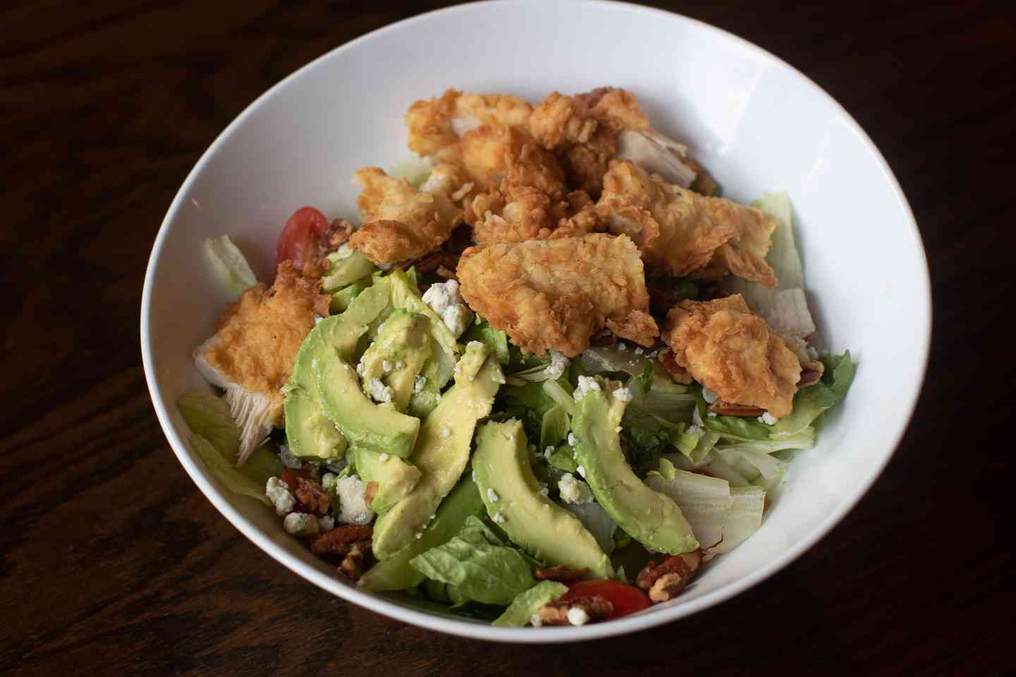 Honey Buttermilk Chicken Salad