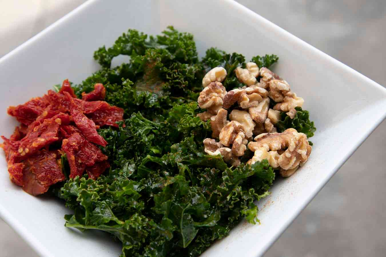 The Naughty Kale Salad