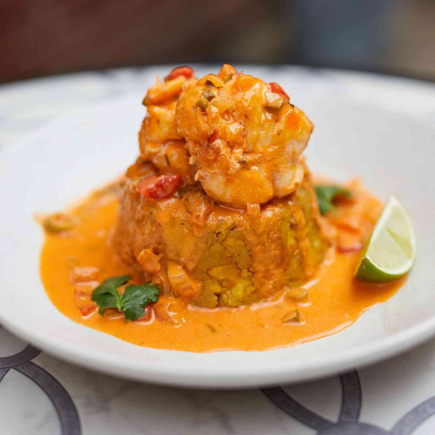 Lobster Tail Mofongo