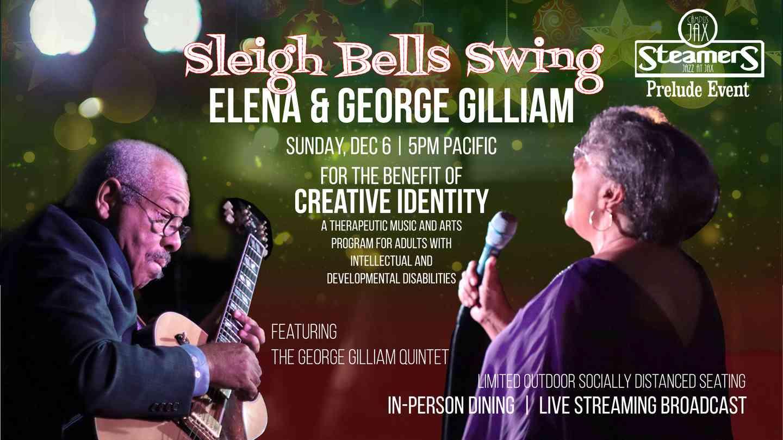 Sleigh Bells Swing - Elena and George Gilliam