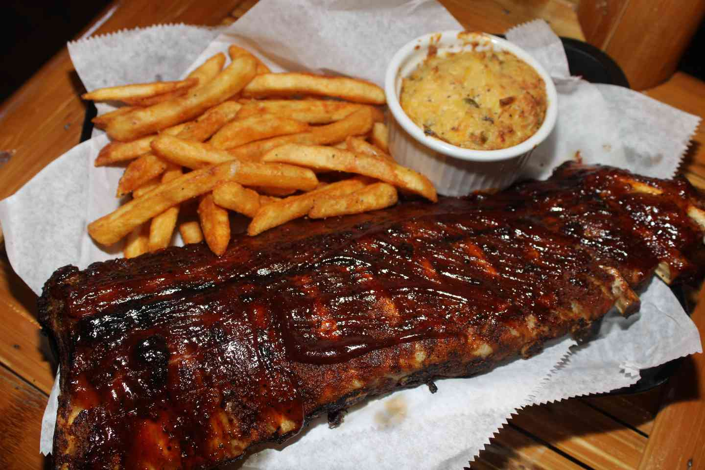 Sweet & Spicy Bbq Ribs