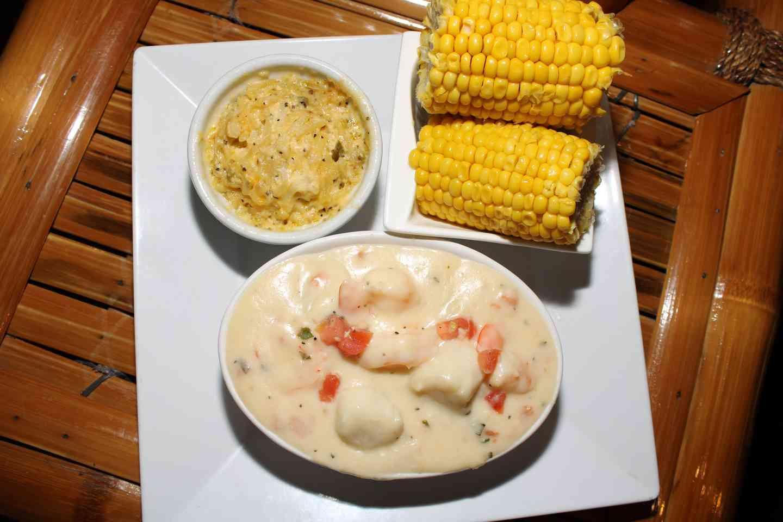 Jack's Sautéed Shrimp & Scallop Combo