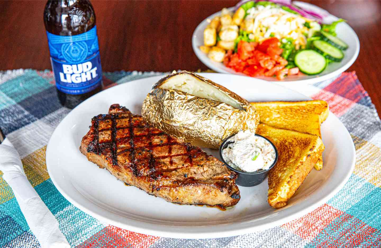 16 oz Weekend New York Steak Special