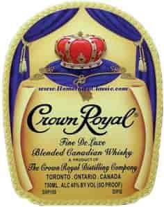 Crown Royal - Whiskey