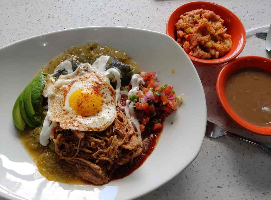Santa Fe Enchiladas