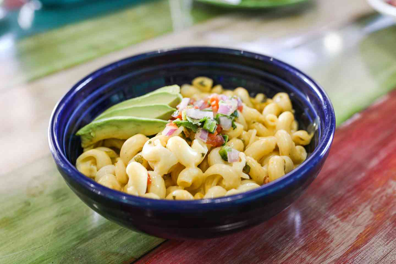 Mexican Mac 'N Cheese