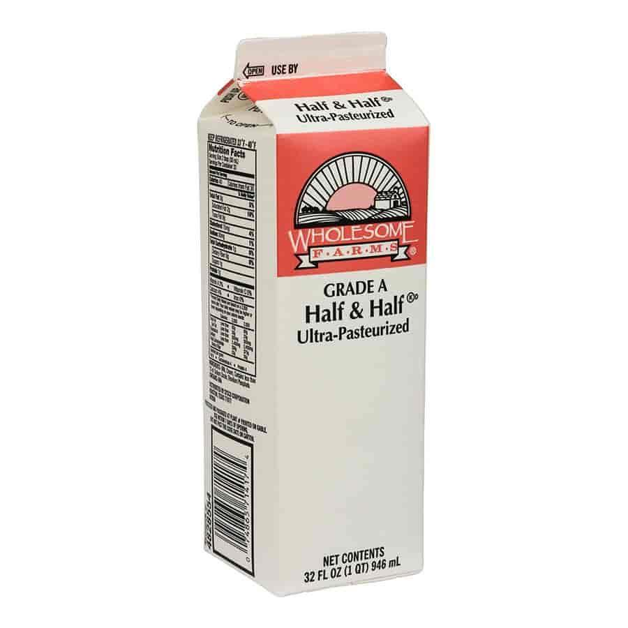 Creamer Half & Half