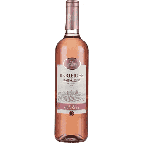Berringer White Zinfandel 750 ml