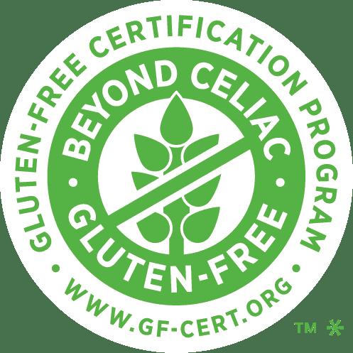 gluten-free certification program icon