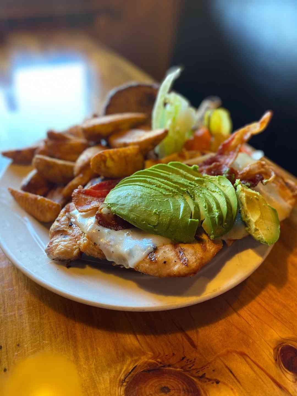 California Chicken Sandwich