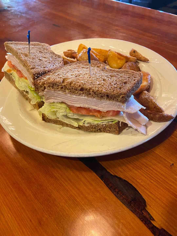 Fresh Roasted Turkey Sandwich