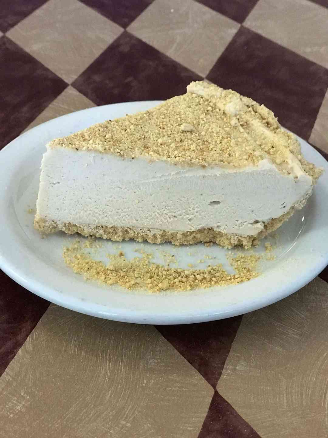Homemade Peanut Butter Pie