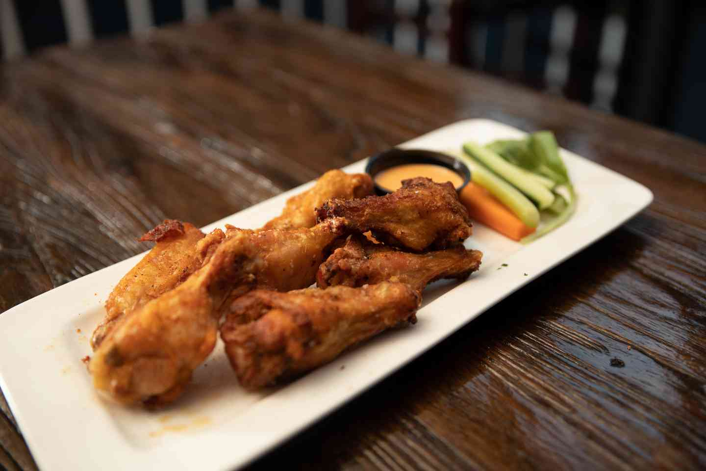 All Natural Dry-Rubbed Wings