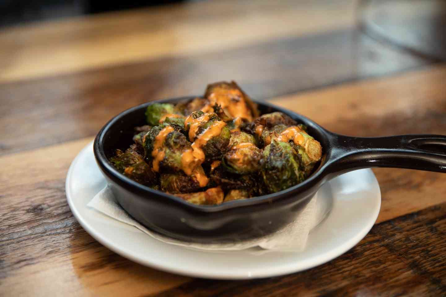 Bistro Brussels Sprouts