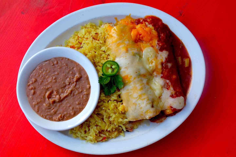 Classic Enchiladas (2)