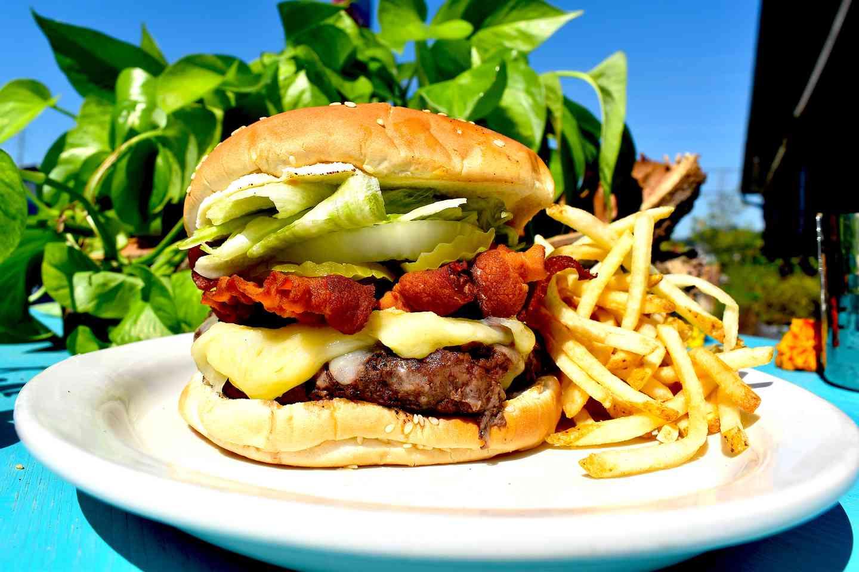 Mesquite Burger