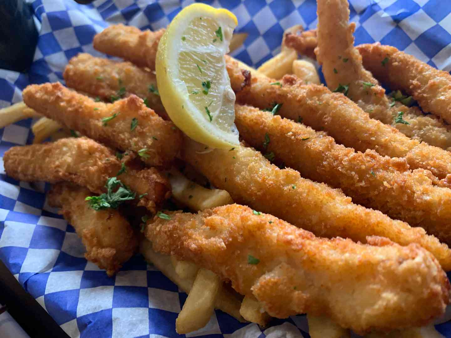 Walleye Fingers