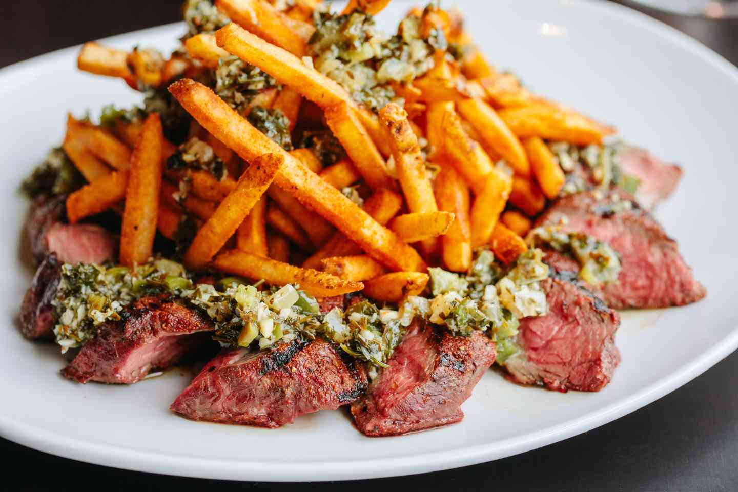 110 Chimichurri Steak*