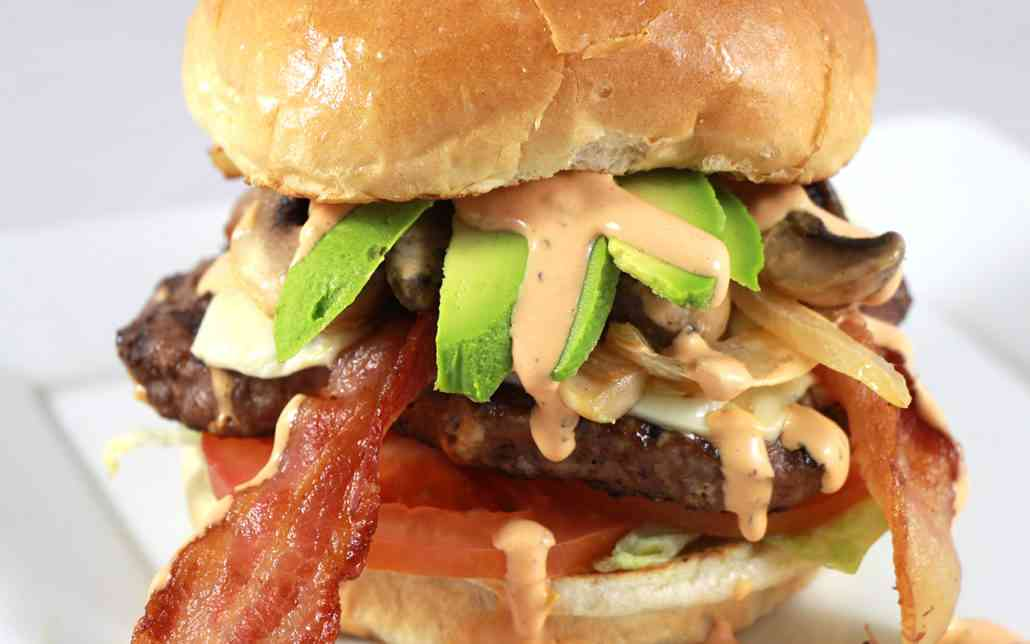 CHIPOTLE BURGER