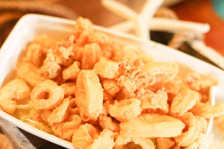 Fried Fresh Cut Calamari