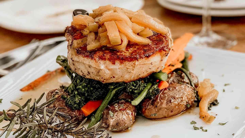 Minnesota Pork Chop