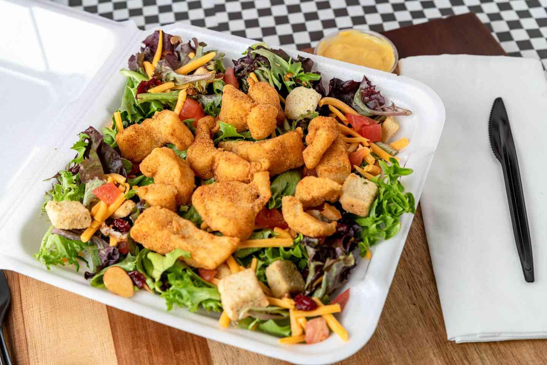 TLS Salad