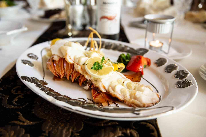 Aragosta Lobster Tail