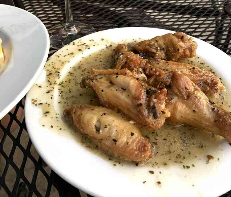 Specialty Wings- Vesuvio Wings