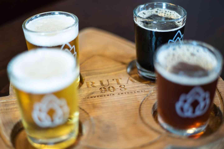 Craft Beer Flights