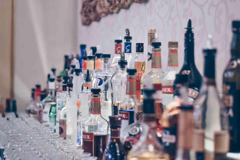 Top Shelf Vodka Drinks