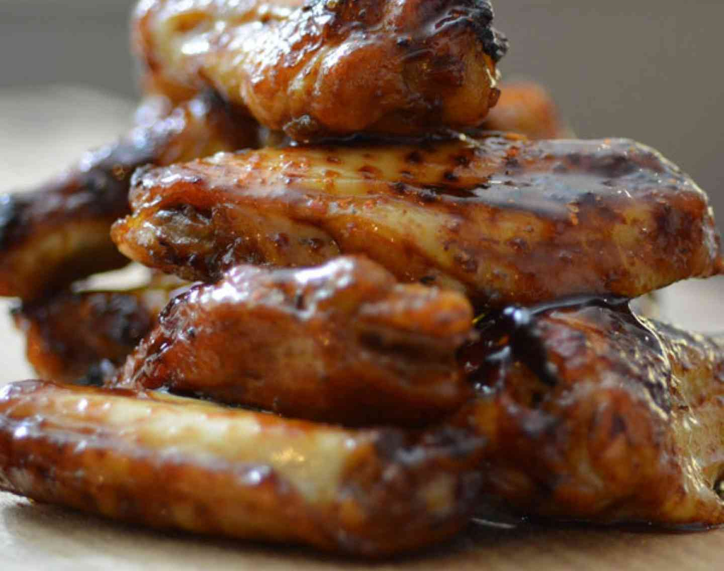 Wings- Teriyaki